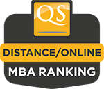QS Distance MBA ranking
